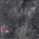 NGC 7822(constellation de Céphée),                                laup1234