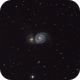 M51 Whirlpool Galaxy,                                Mathias Radl