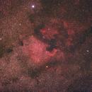 NGC7000,                                Pawel Turek