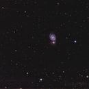 M51 on a hot night,                                Dan Kordella