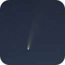 Comet C/2020 F3  (Neowise),                                Geoff Smith