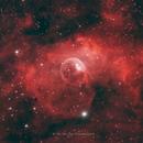 NGC 7635 Bubble Nebula,                                Jian Yuan Peng