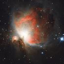 M42, M43, NGC1977, et al, 2021-03-04,                                Greg Harp