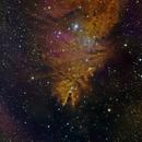 Cone Nebula (HSO),                                Goofi