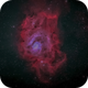 lagoon nebula Hoo wider field,                                  Shawn Killian