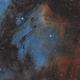 IC5070 The Pelican Nebula,                                tonymacc