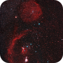 Orion and fading Betelgeuse,                                J_Pelaez_aab