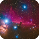 Horsehead Nebula,                                Colin