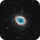 M57 - The Ring Nebula in Lyr,                                Benny Colyn