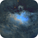 Pillars of Creation - M16 - Eagle Nebula,                                Ray's Astrophotog...