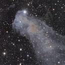 LBN 917 - The wolf nebula,                                Casey Good