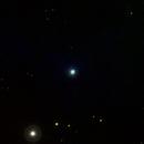 Planetary Nebula IC 4593 the White Eyed Pea From The List of 100 Brightest Planetary Nebulae,                                jerryyyyy