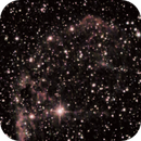 Crescent Nebula  NGC 6888,                                Robert St John