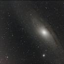 Galaxie d'Andromède - M31,                                William BELLEAU