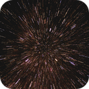 Special Star Trails in Cassiopeia,                                Hans-Peter Olschewski