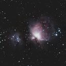 M42 Orion Nebula,                                DeepSkyAdventure