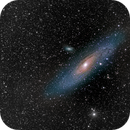 Wide-field view of Messier 31,                                Kevin Dixon