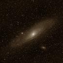 Andromeda Galaxy,                                Lawmarks