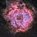 NGC2244 in HOO,                                Georges