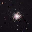 The Great Star Cluster in Hercules M13,                                David Carr