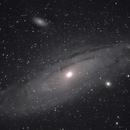 Andromeda Galaxy,                                Perry Hambrick