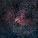 NGC 6188,                                Mateus