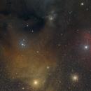 Around Antares,                                David
