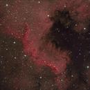 NGC 7000  El Muro,                                Pedro Asunción