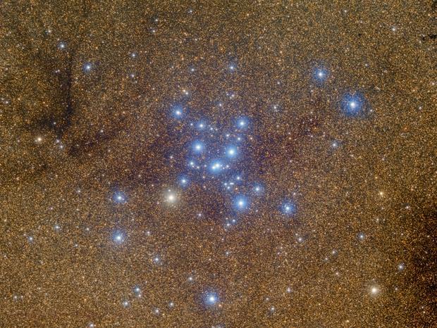 M7 Ptolemy cluster,                                Juan Lozano