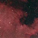 North American Nebula (May 28, '14),                                Jon Rista