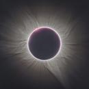 Solar eclipse 2016,                                Yokoyama kasuak
