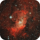 Bubble Nebula Cassiopeia, NCG7635, SH2-162,                                Mau_Bard