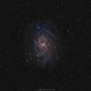 M33 (NGC0589) Triangulum Galaxy,                                brad_burgess
