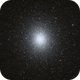 Omega Centauri - NGC 5139,                                Martin Junius
