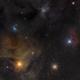 Antares & Rho Ophiuchi Region,                                David F