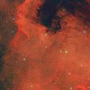 NGC7000 HaRGB,                                apophis