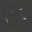 M65 M66 NGC3628 Work in Progress,                                Elboubou