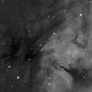 Butterfly Nebula IC 1318 RC6,                                Alan Hancox