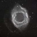 NGC 7293 - Helix Nebula (H-Alpha),                                Stefan