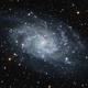 M33 HaRGB,                                  Linda