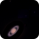 Saturn and moons,                                Gianlorenzo