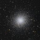M13 Hercules Globular Cluster,                                Larry S