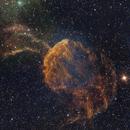 LBN 844 - The Jellyfish Nebula,                                Timothy Martin & Nic Patridge