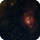 M8 Lagoon Nebula,                                Paul Surowiec