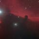 Horsehead Nebula,                                Matt