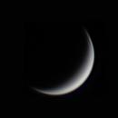 "Venus on May 8th at 45"" (visible light),                                Jesco"