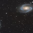 M81 and M82,                                Garrett Hubing