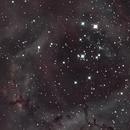 NGC 2377 von Ginsheim aus gesehen,                                oldbecht