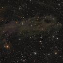 LBN629 - A dusty nebula in Camelopardalis - LRGB,                                Daniel.P