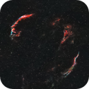 Cygnus Loop from Los Angeles,                                Alex Weinstein